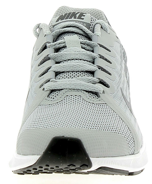 nike downshifter 8 gs scarpe sportive bambino grigie