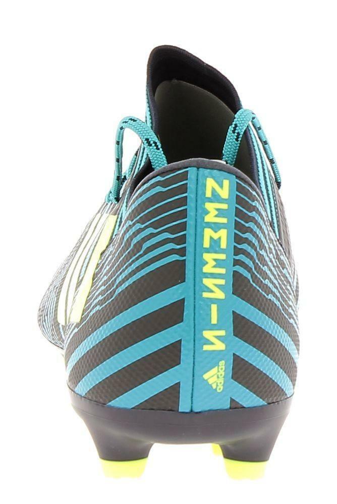 adidas adidas nemeziz 17.3 fg scarpini calcio uomo neri