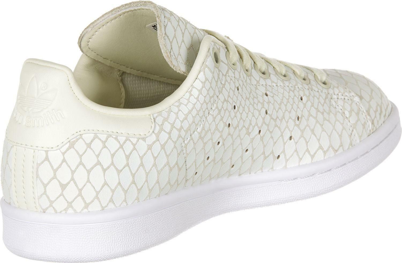 adidas stan smith w scarpe sportive donna bianco panna pelle s75136
