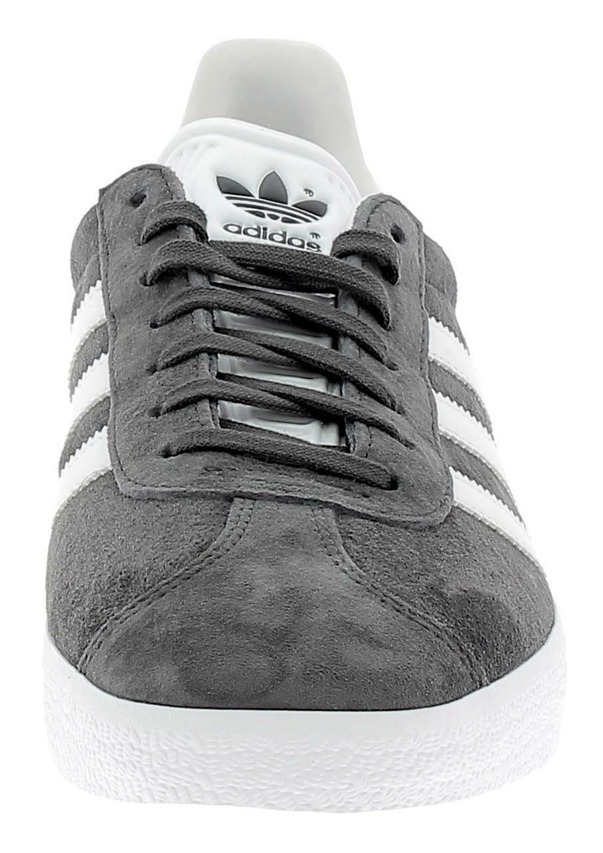 adidas adidas gazelle scarpe sportive uomo grigie
