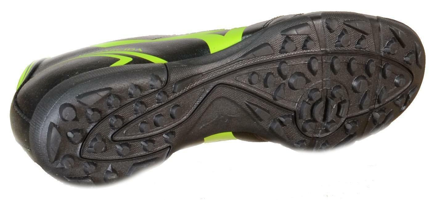 mizuno mizuno monarcida as scarpini calcetto uomo neri pelle 152409