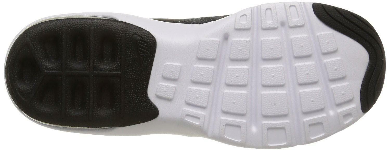 nike nike wmns air max siren print scarpe sportive donna nere tela 749511