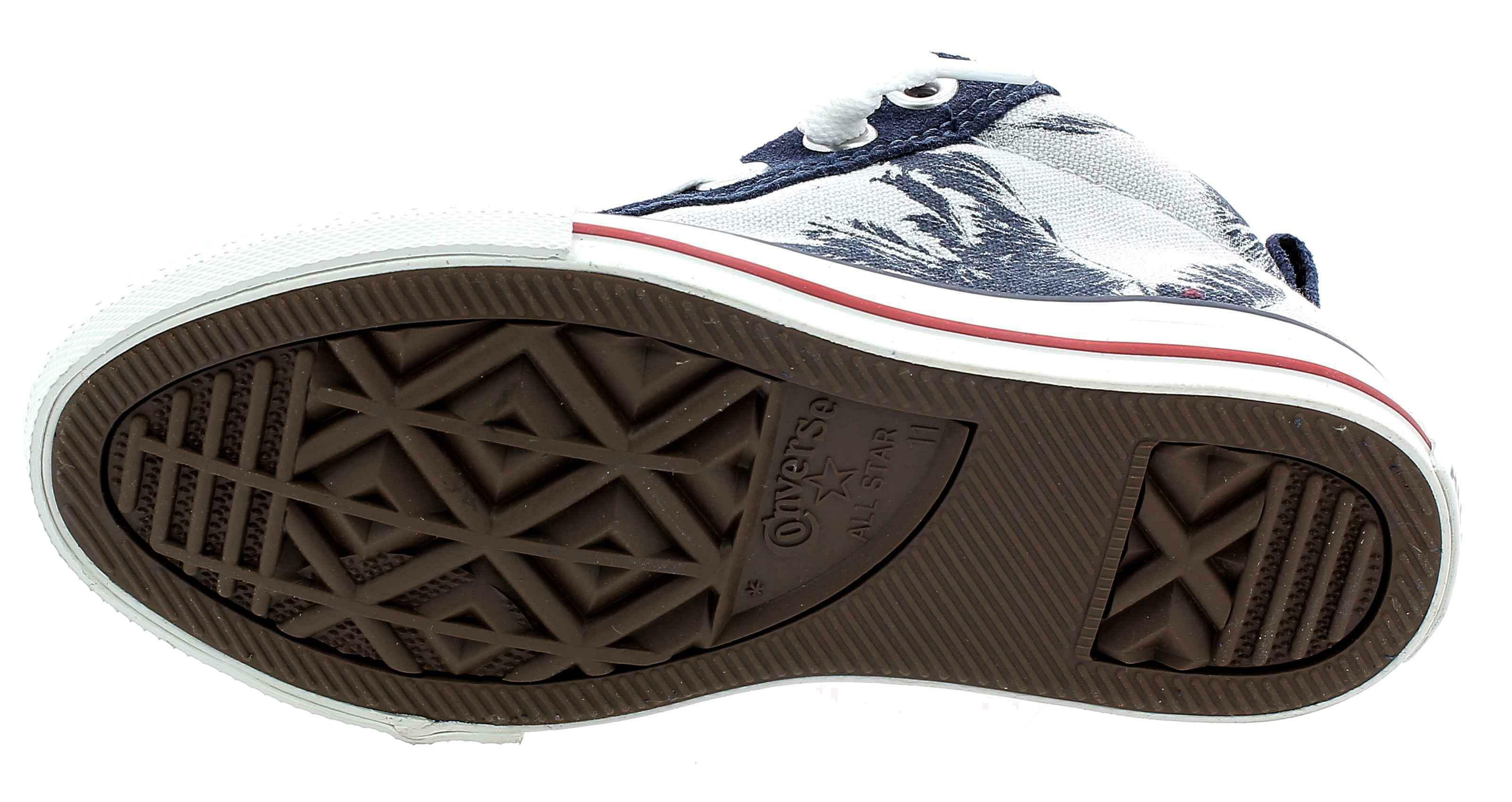converse converse ct street mid l scarpe bambino bianche 658496c