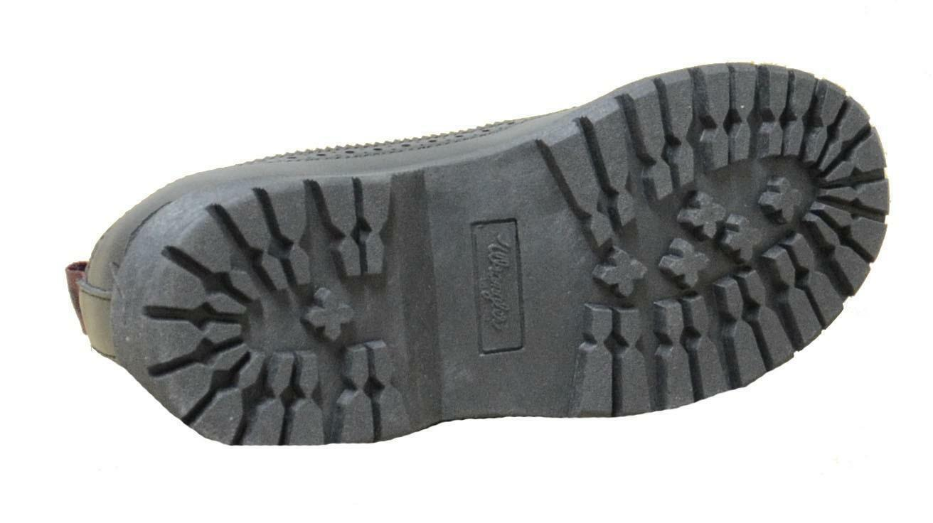wrangler rocky brogue scarpe donna nere pelle wl152604