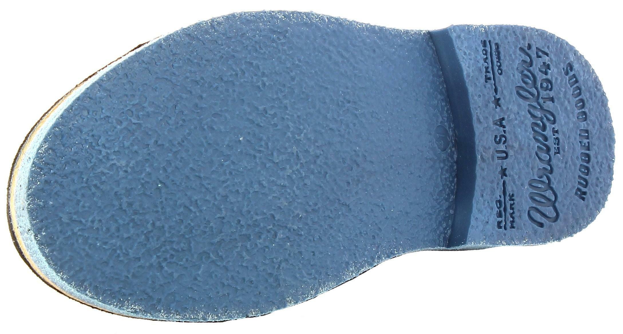 wrangler wrangler churlish scarponcini uomo blu