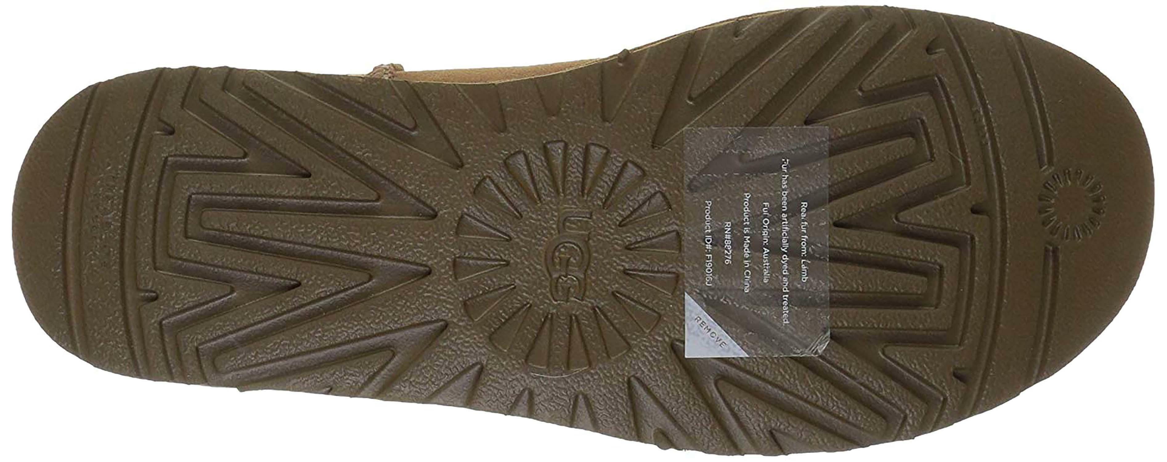 ugg ugg classic mini stivali donna marroni 1016222