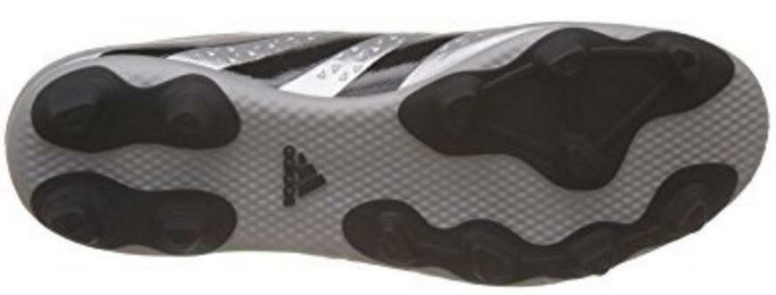 adidas adidas ace 16.4 fxg scarpini calcio uomo argento