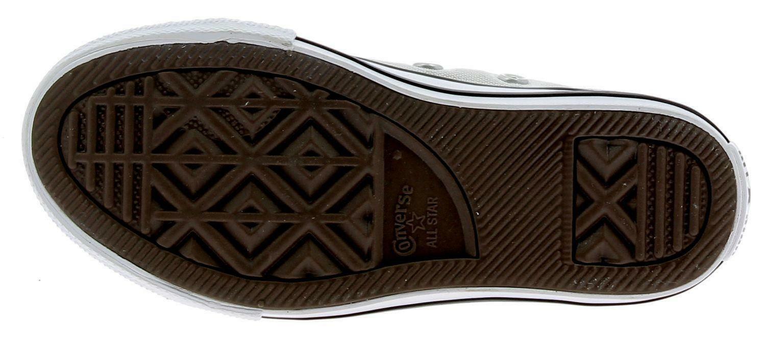converse converse ctas hi scarpe sportive bambino grigie