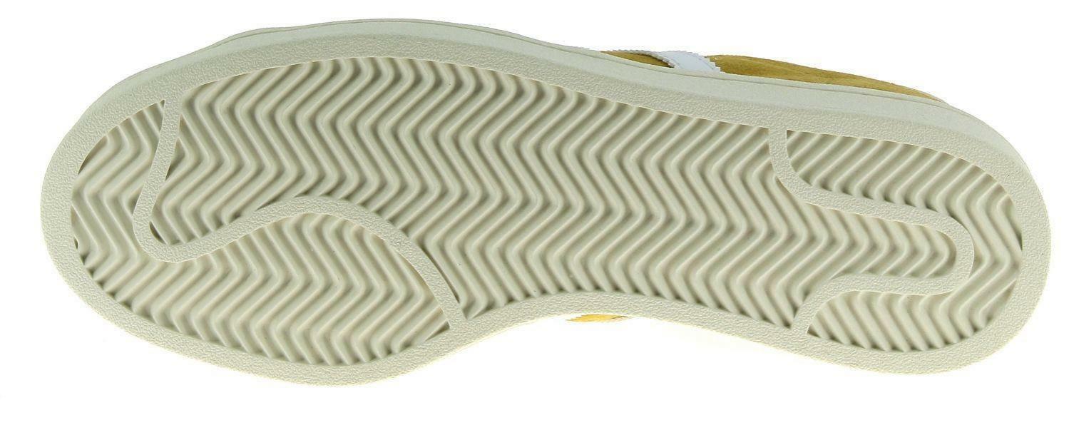 adidas adidas campus scarpe sportive gialle uomo