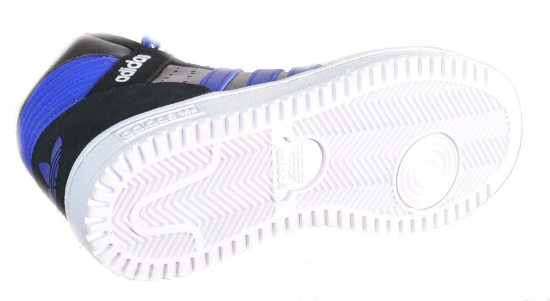 adidas adidas pro play 2 k scarpe sportive bambino nere pelle b25709