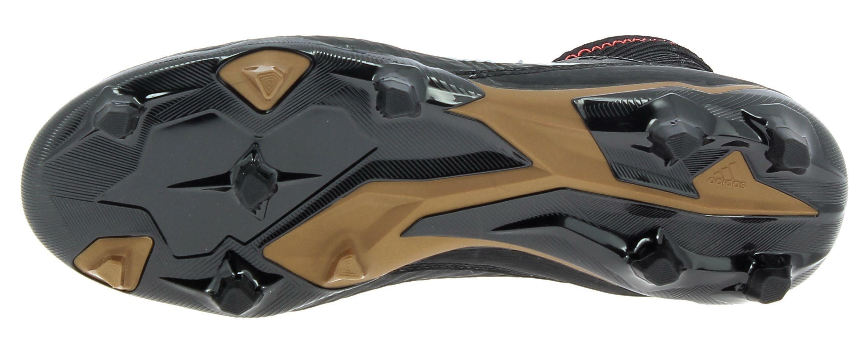 adidas adidas predator 18.3 fg scarpe calcio uomo neri