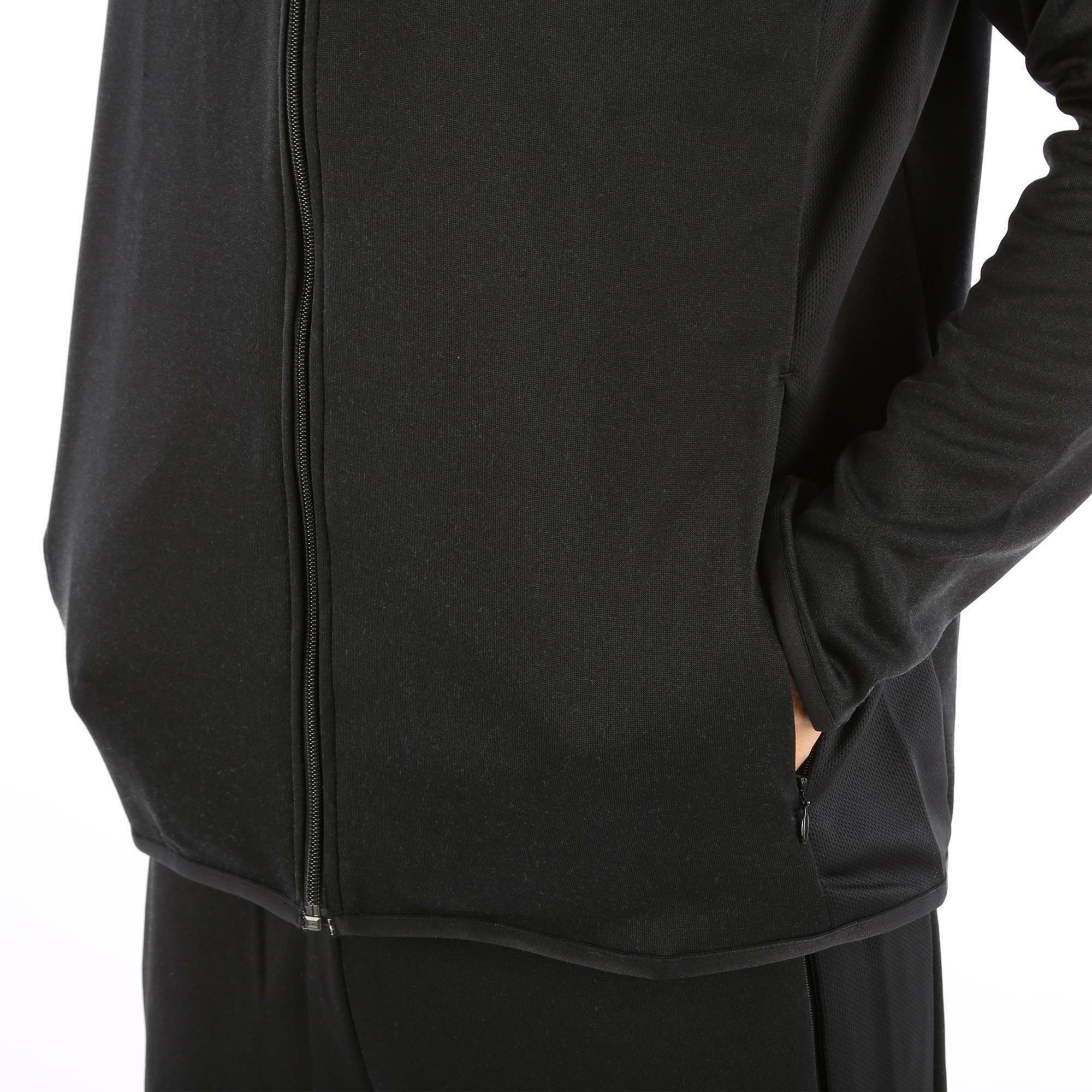 adidas adidas trefoil fc giacchetto uomo nero aj7677