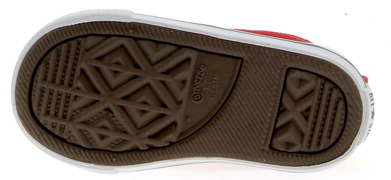 converse converse ctas simple ox scarpe sportive rosse