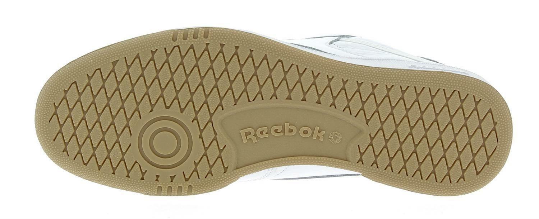 reebok reebok classic club c 85 essential scarpe sportive bianche uomo cn0385