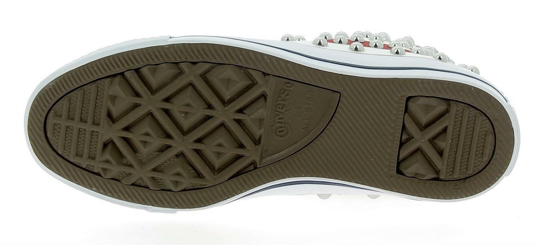 converse converse ctas hi scarpe sportive borchie americane