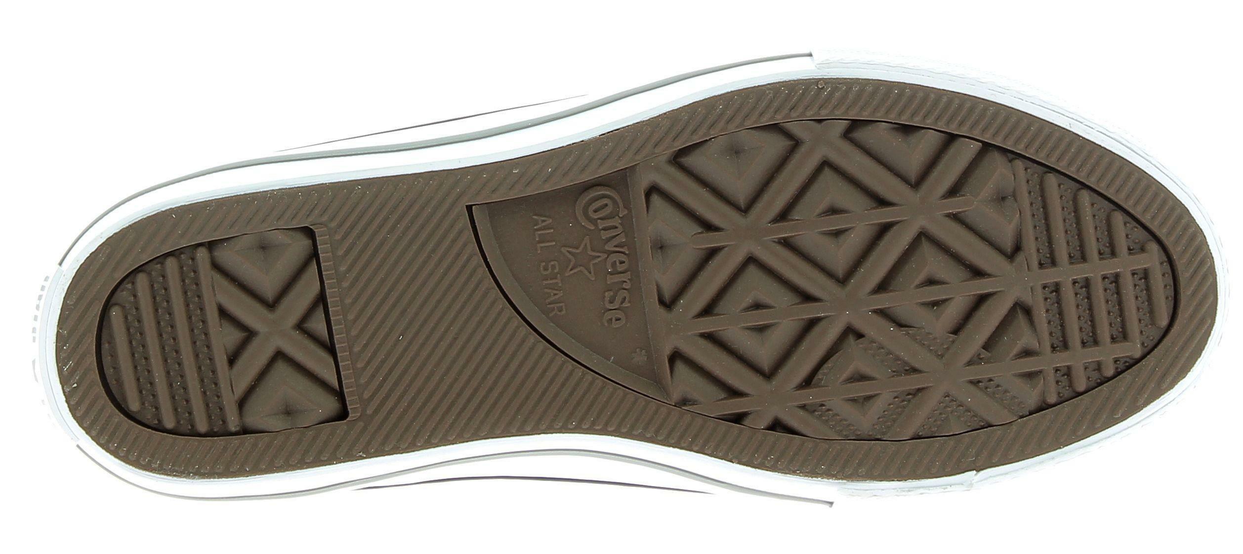 converse converse ctas hl scarpe sportive velluto blu