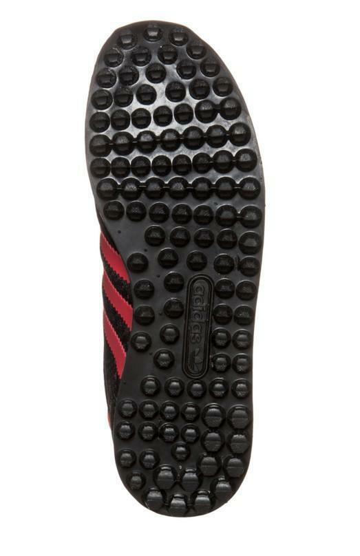 adidas la trainer nere tela