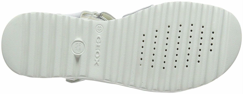 geox geox coralie sandali bambina argento j826edc1997