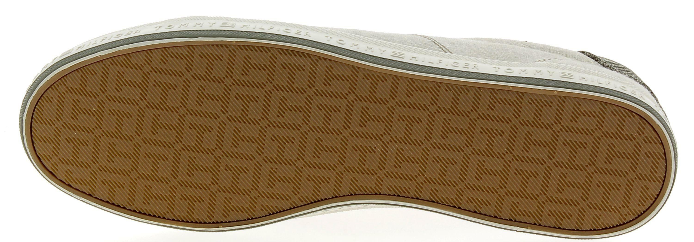 tommy hilfiger tommy hilfiger essential pique scarpe sportive uomo grigie fm01378068