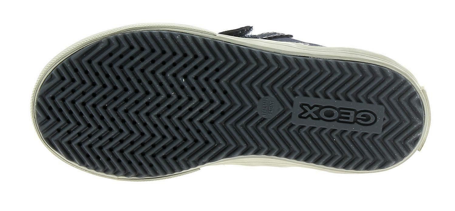geox geox alonisso scarpe sportive bambino blu j742chc0661