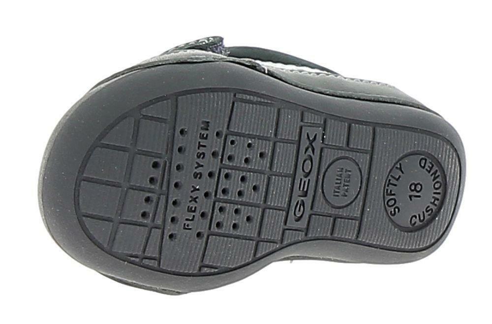 geox geox b tutim b scarpe sportive bambino blu