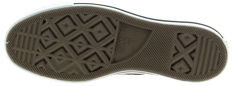 converse converse ctas platform lift ox  scarpe sportive donna nere 560250c