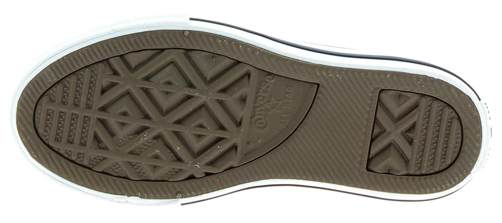 converse converse ctas slip scarpe sportive bambino rosse 360975c