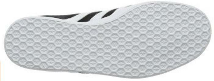 adidas adidas gazelle scarpe sportive uomo nere