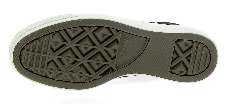 converse converse one star platform scarpe sportive donna nere