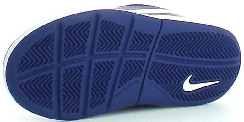 nike nike pico 4 scarpe sportive bambino strappo blu
