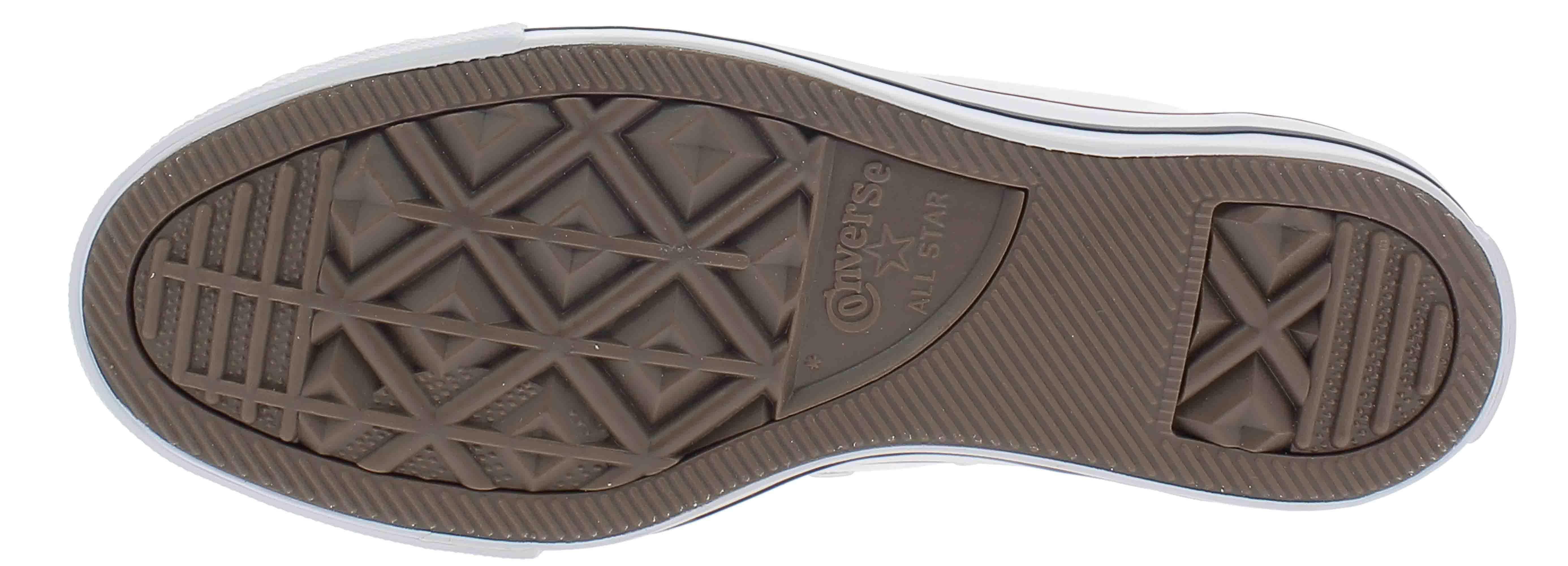 converse converse all star ox optical scarpe sportive basse bianche m7652c