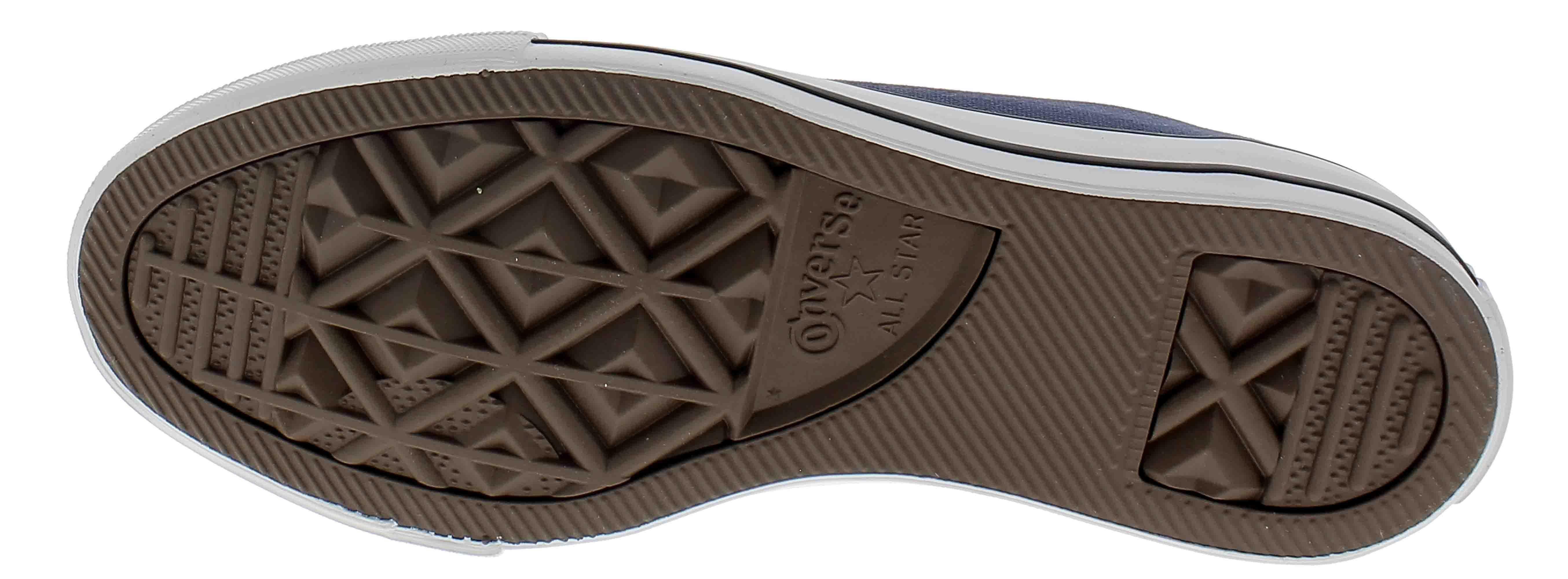 converse converse all star ox optical scarpe sportive basse blu navy m9697