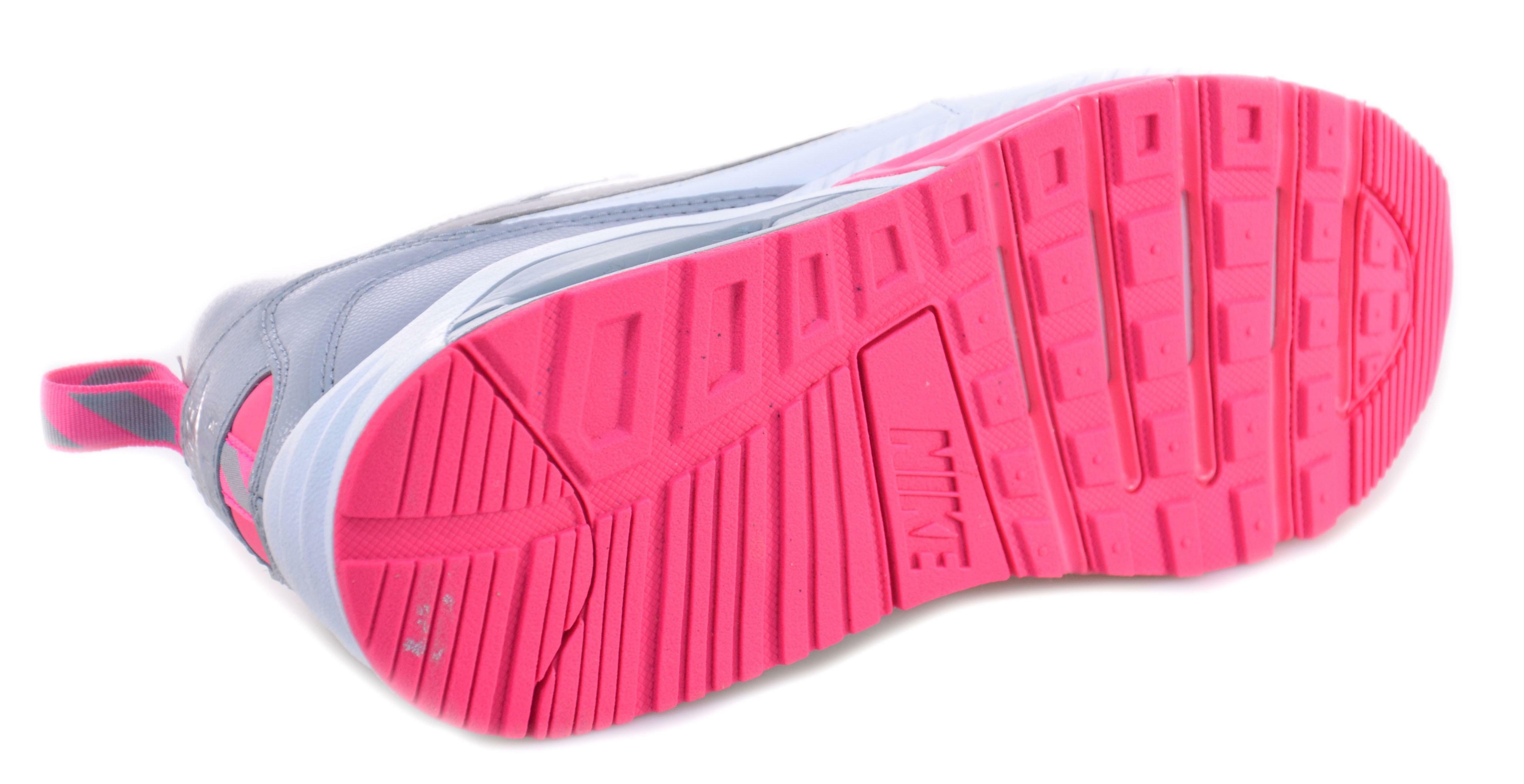 nike wmns air max trax scarpe donna bianche 631763