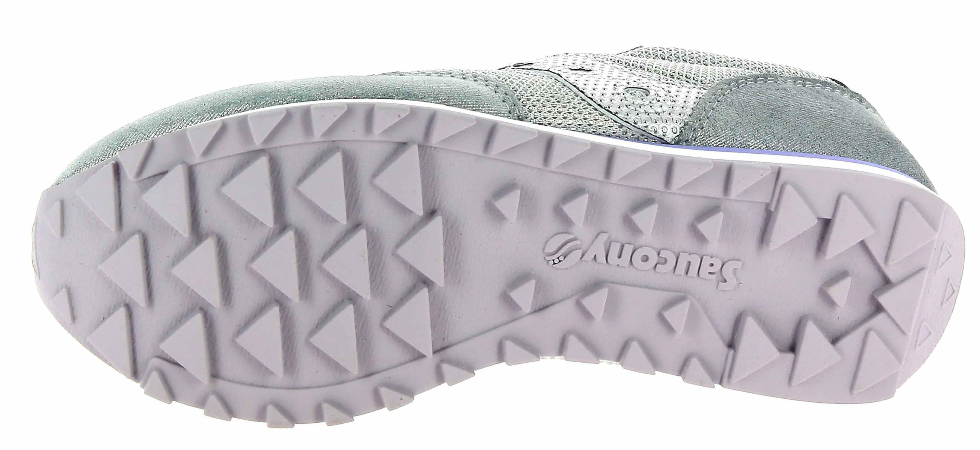 saucony saucony jazz original scarpe sportive argento sk159615y