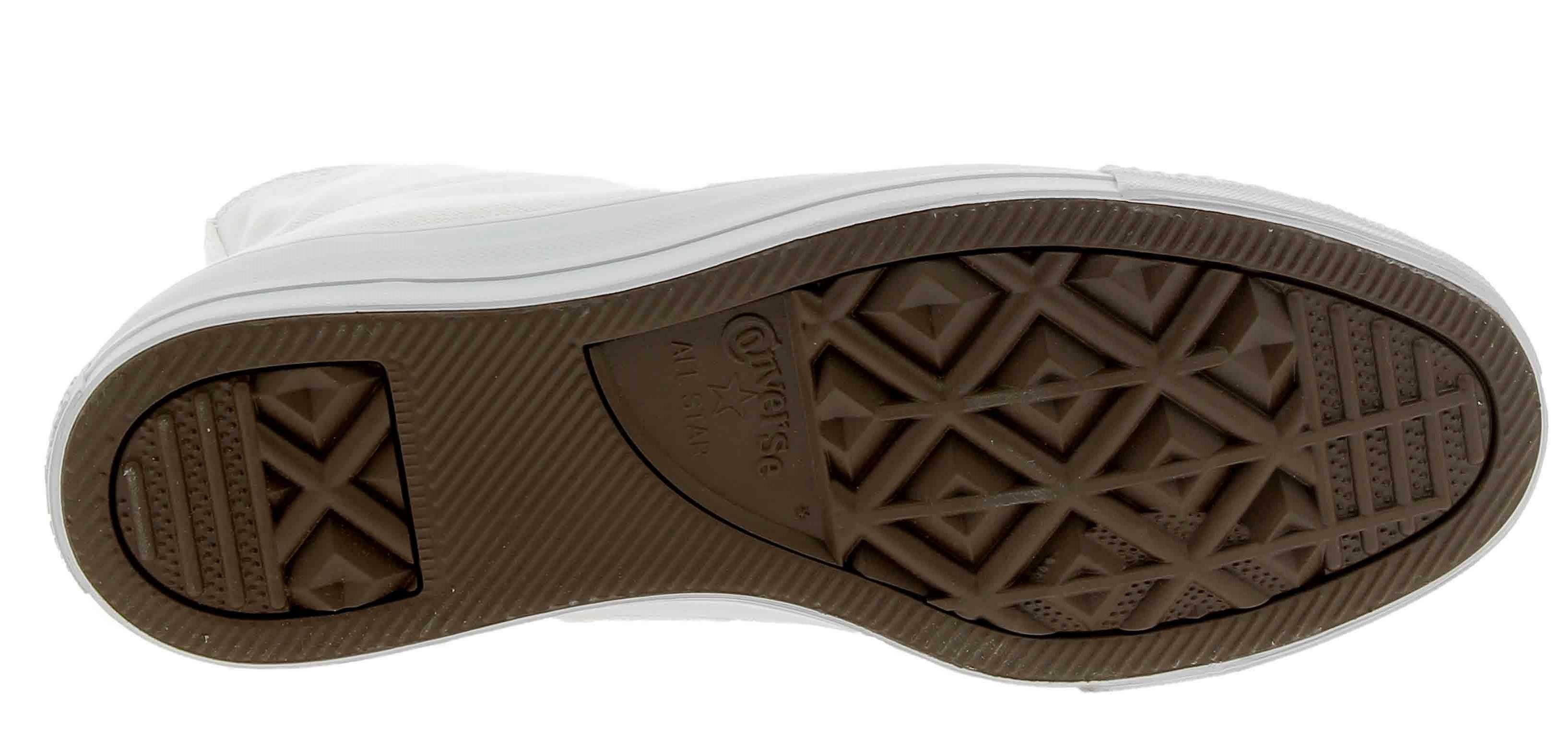 converse converse ctas sp scarpe sportive bianche tela 1u646