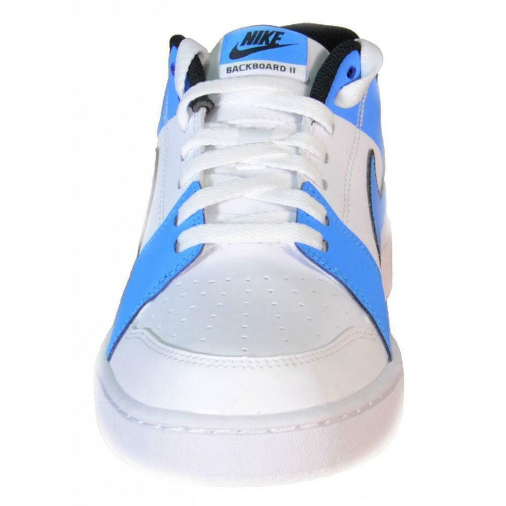 nike nike backboard 2 gs scarpe sportive donna bianche 488300