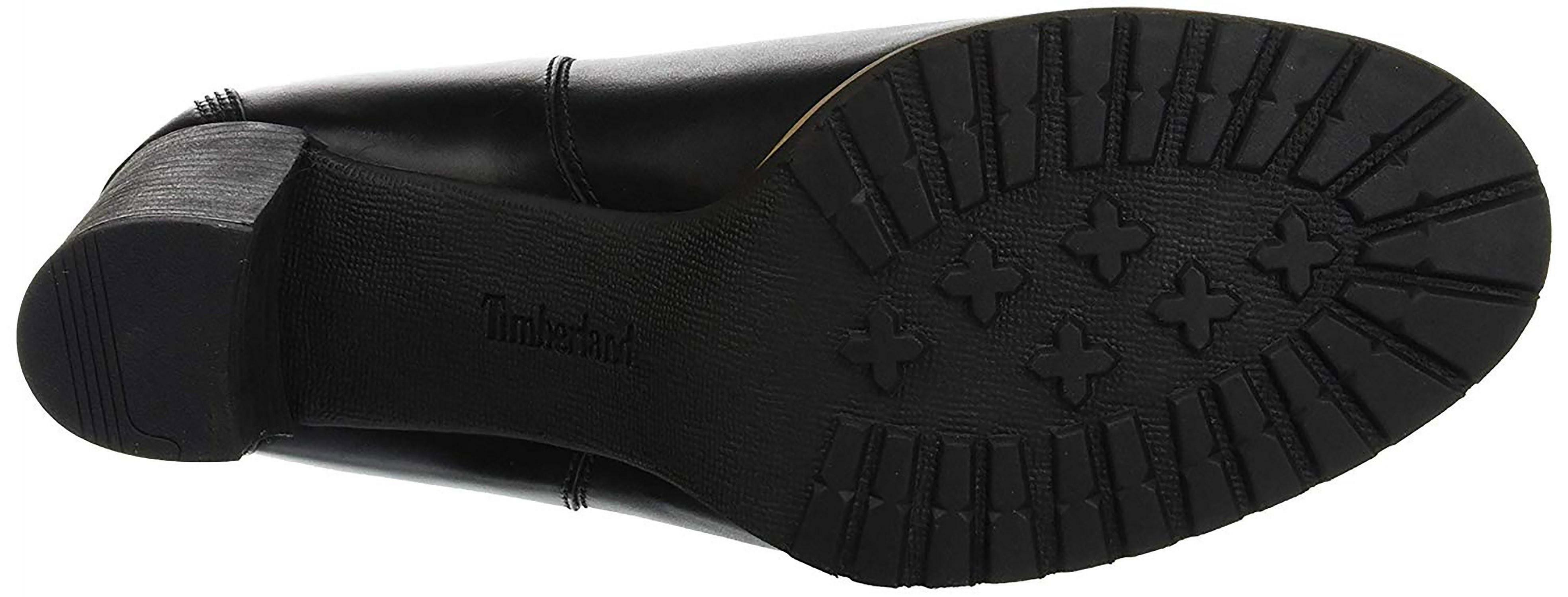 timberland timberland leslie anne stivaletti donna pelle neri a1pys