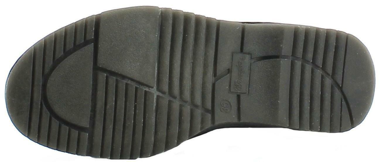 wrangler wrangler rocky brogue scarpe nere wg16210
