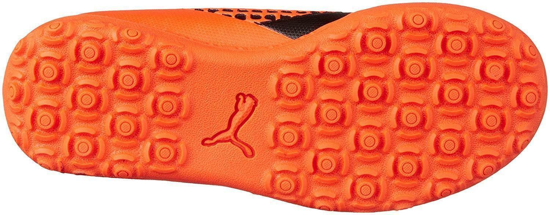puma fututre 2.4 scarpini calcetto bambino arancioni 10484502
