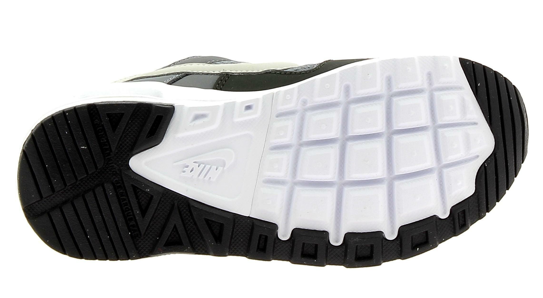 nike air max command flex ps scarpe sportive bambino grigie 844347006