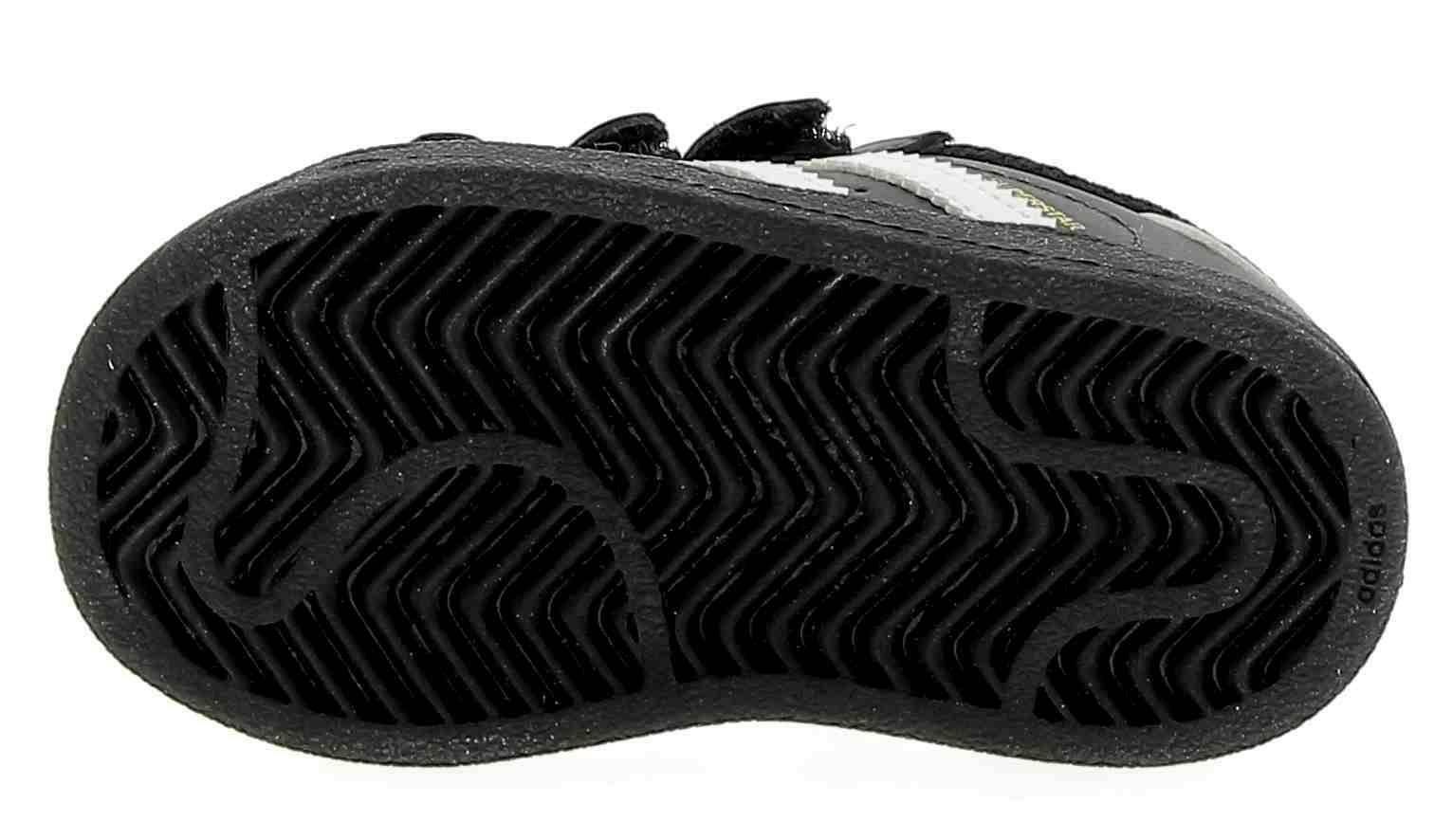 adidas adidas superstar foundation c i scarpe sportive bambino nere