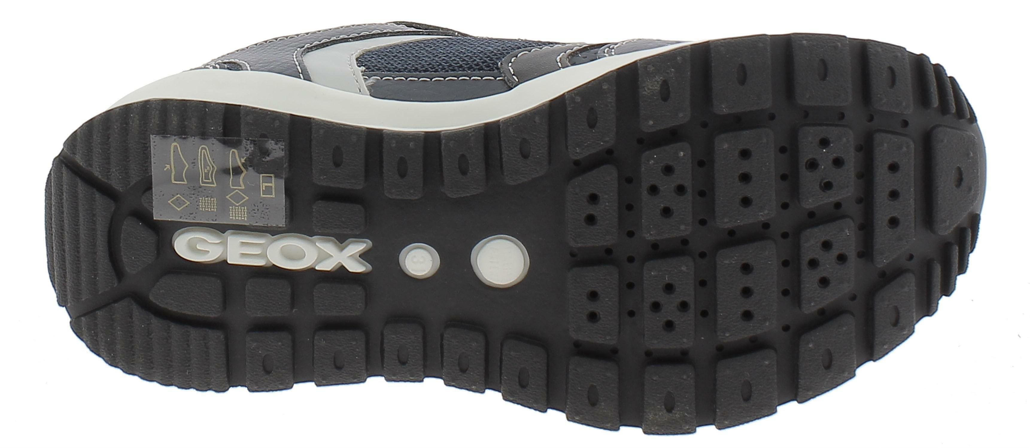 geox j coridan b scarpe sportive bambino blu j845ddc0045