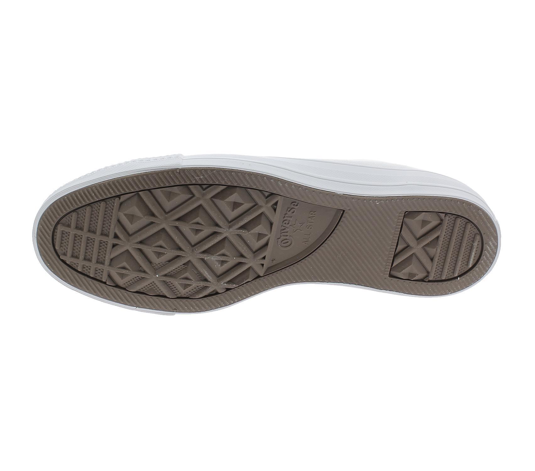 converse all star ct as sp ox scarpe sportive bianche 1u647