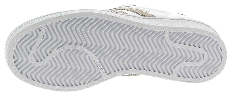 adidas superstar w scarpe sportive donna bianche