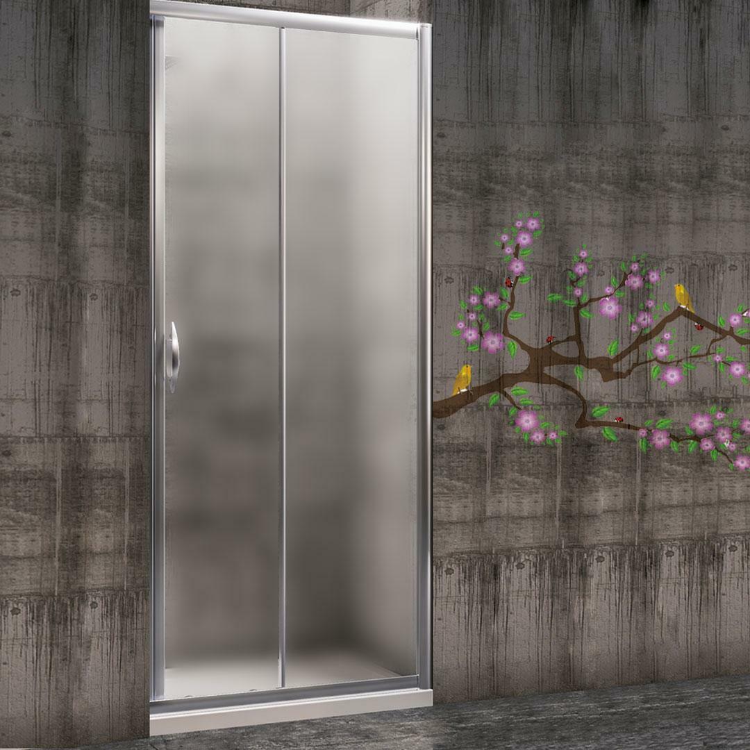 specialisti del bagno box doccia malaga porta nicchia 110 reversibile crepé specialistidelbagno