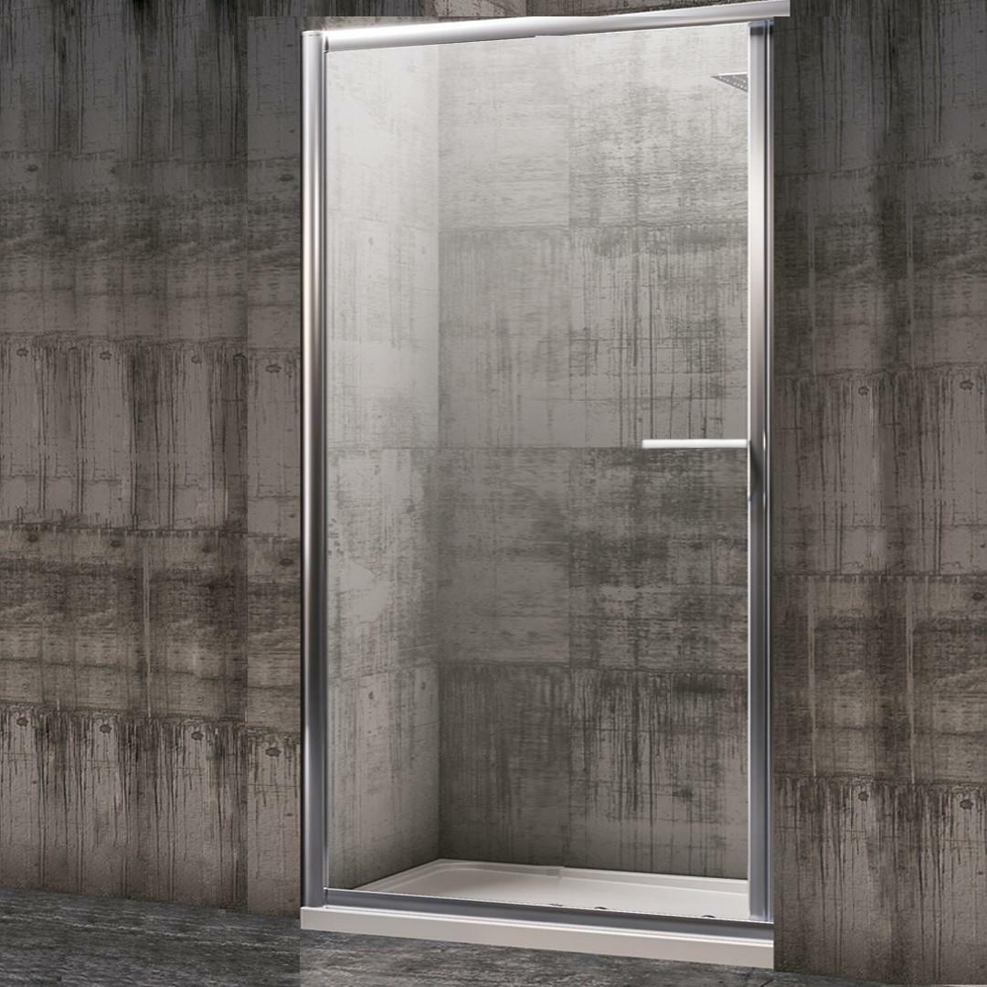 specialisti del bagno box doccia lepanto porta nicchia 100 reversibile trsp. specialistidelbagno