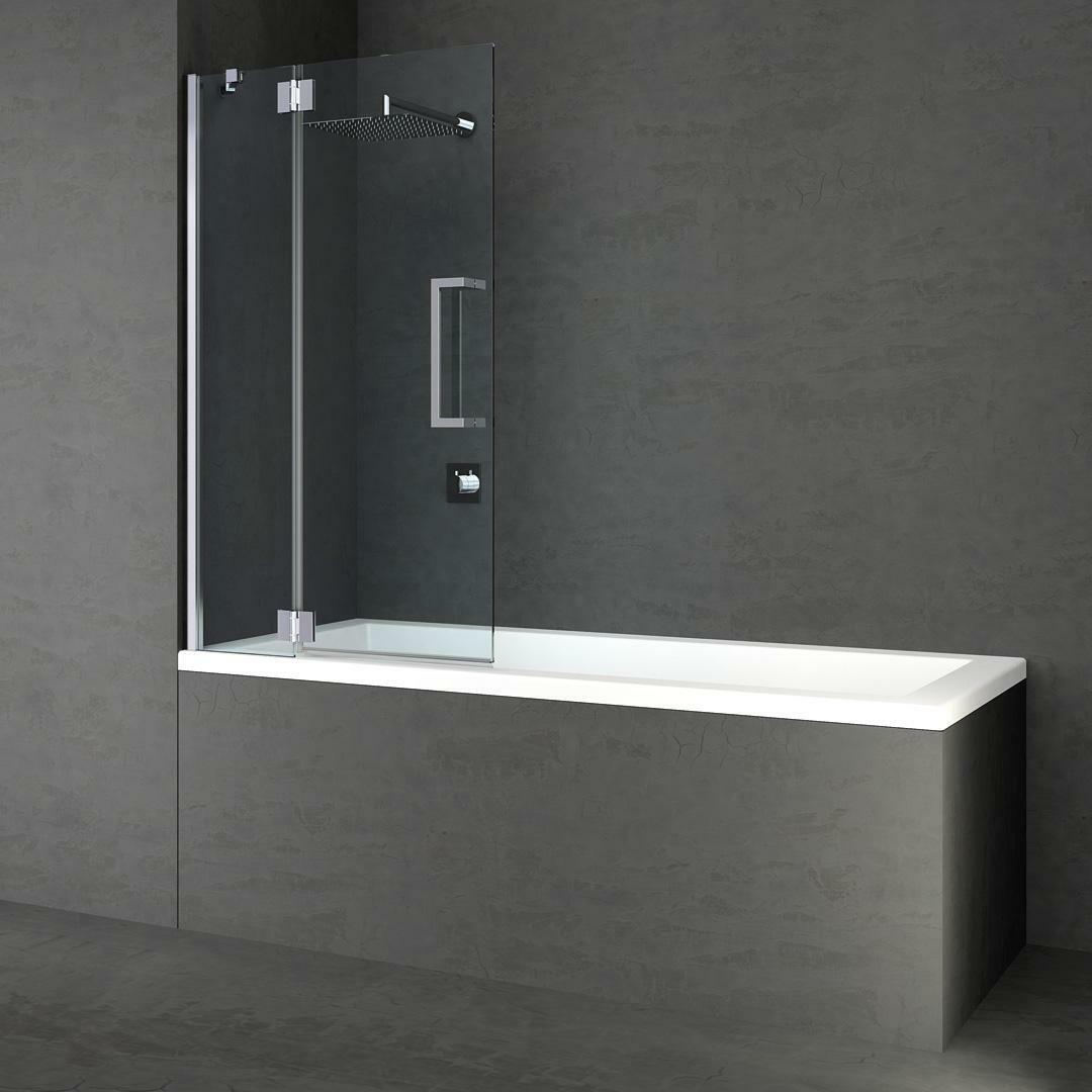 specialisti del bagno box doccia cannes sopravasca battente 80 reversibile trasparente da 8mm specialistidelbagno
