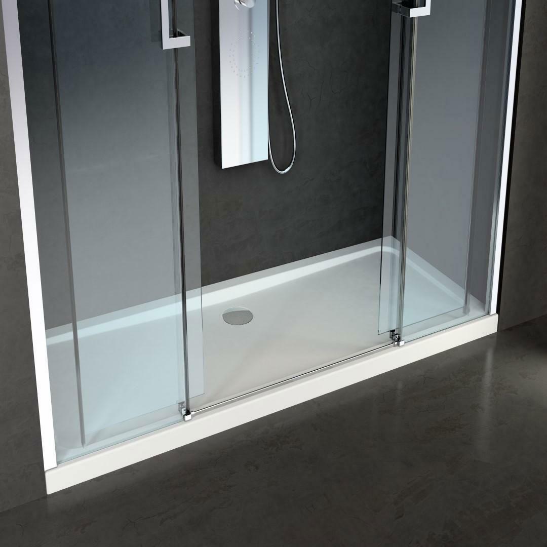 specialisti del bagno piatto doccia regular con  bordo rettangolare 70x160 h5 specialistidelbagno