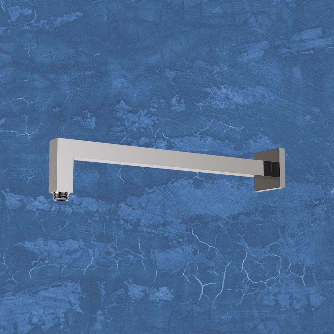 specialisti del bagno braccetto per soffione doccia in acciaio inox specialistidelbagno