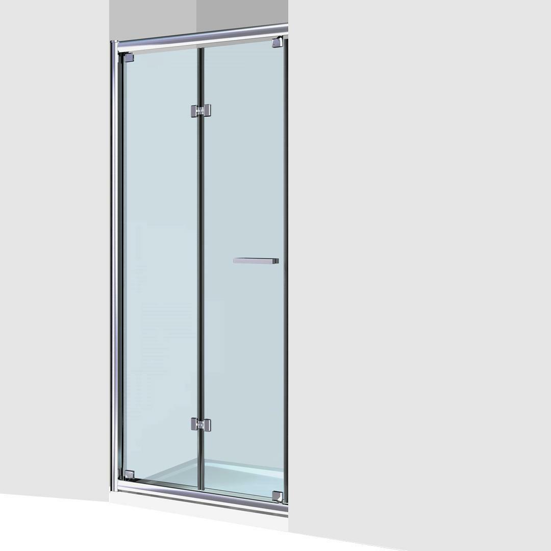 specialisti del bagno box doccia cipro porta libro a nicchia 75 reversibile trasp. specialistidelbagno